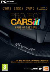 Buy Project CARS Game Of The Year Edition PC CD Key