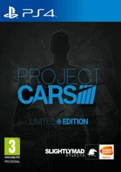 Buy Project CARS Limited Edition PS4 CD Key