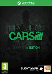 Buy Project CARS Limited Edition XBOX ONE CD Key