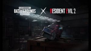 PUBG and Resident Evil 2: the crossover is now available