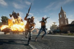 PUBG patch adds car horns, Xbox controller support and FPS-only servers