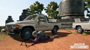 PlayerUnknowns Battlegrounds PC Update #18 adds a new vehicle, weapon, and the custom match beta