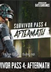 Buy PUBG Survivor Pass 4: Aftermath pc cd key for Steam