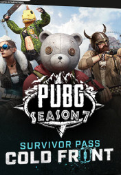 Buy Cheap PUBG Survivor Pass 7 Cold Front PC CD Key