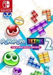 Buy Cheap Puyo Puyo Tetris 2 NINTENDO SWITCH CD Key