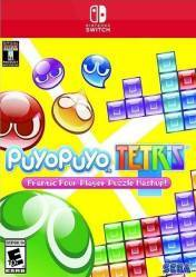 Buy Cheap Puyo Puyo Tetris NINTENDO SWITCH CD Key