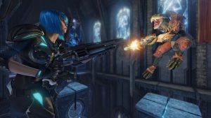 Quake Champions will be F2P, unless you want to buy a pack with all the champions
