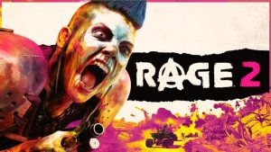 Rage 2 launches in May 2019