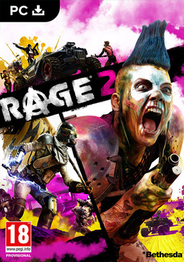 RAGE 2 PC CD Key