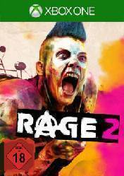 Buy RAGE 2 XBOX ONE CD Key