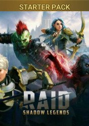 Buy RAID: Shadow Legends Executioner Starter Pack PC CD Key