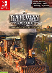 Buy Cheap Railway Empire NINTENDO SWITCH CD Key