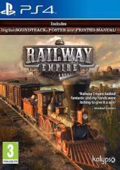 Buy Cheap Railway Empire PS4 CD Key