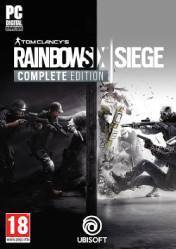 Buy Rainbow Six Siege Complete Edition Year 3 pc cd key for Uplay