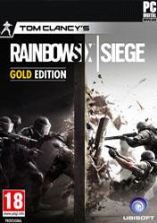 Buy Rainbow Six Siege Gold Edition pc cd key for Uplay