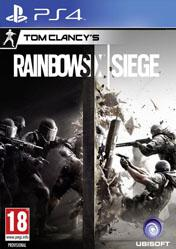 Buy Rainbow Six Siege PS4 CD Key