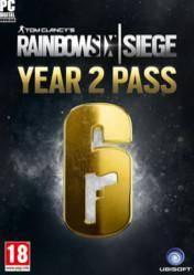 Buy Rainbow Six Siege Year 2 Pass pc cd key for Uplay