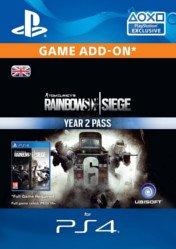 Buy Rainbow Six Siege Year 2 Pass PS4 CD Key