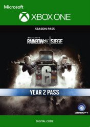 Buy Rainbow Six Siege Year 2 Pass XBOX ONE CD Key