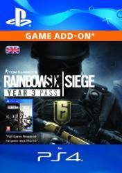 Buy Rainbow Six Siege Year 3 Pass PS4