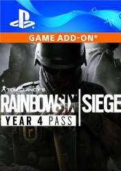 Buy Rainbow Six Siege Year 4 Pass PS4 CD Key