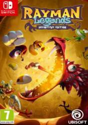 Buy Cheap Rayman Legends Definitive Edition NINTENDO SWITCH CD Key
