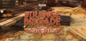 Rebellion announces its next game: Strange Brigade