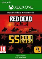 Buy Cheap RED DEAD REDEMPTION 2 Online 55 Gold Bars XBOX ONE CD Key
