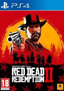 Buy Red Dead Redemption 2 PS4