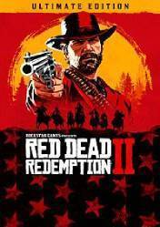 Buy Cheap RED DEAD REDEMPTION 2 Ultimate Edition PC CD Key