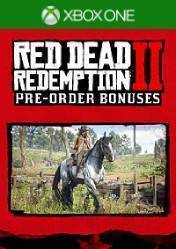 Buy Cheap RED DEAD REDEMPTION 2 WAR HORSE & OUTLAW SURVIVAL KIT XBOX ONE CD Key