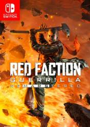 Buy Cheap Red Faction Guerrilla Re-Mars-tered NINTENDO SWITCH CD Key
