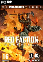 Buy Cheap Red Faction Guerrilla Re-Mars-tered PC CD Key