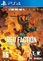 Buy Cheap Red Faction Guerrilla Re-Mars-tered PS4 CD Key
