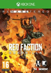 Buy Cheap Red Faction Guerrilla Re-Mars-tered XBOX ONE CD Key