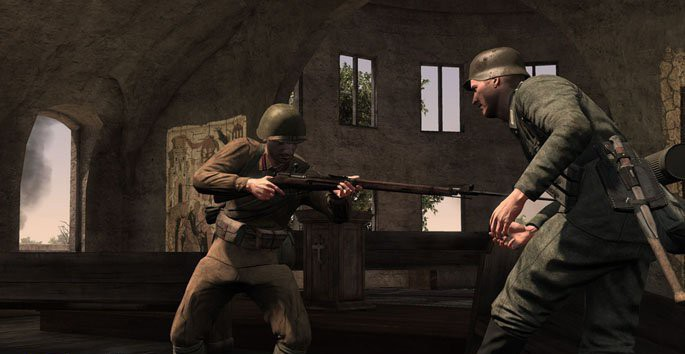 Red Orchestra 2: Heroes of Stalingrad PC Screenshot
