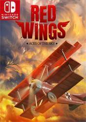 Buy Cheap Red Wings Aces of the Sky NINTENDO SWITCH CD Key