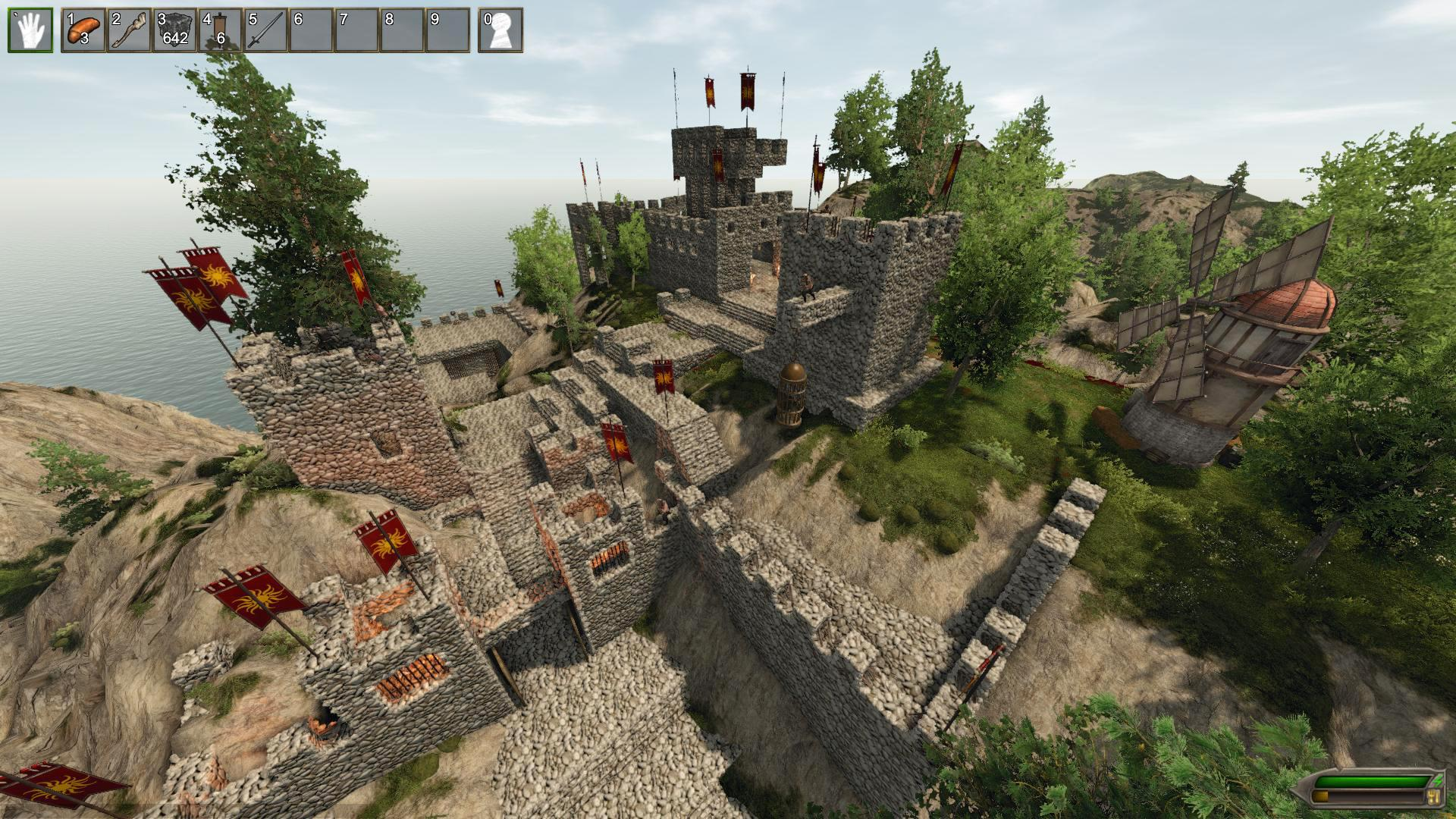 Reign Of Kings PC Screenshot