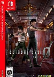 Buy Cheap Resident Evil 0 / biohazard 0 HD REMASTER NINTENDO SWITCH CD Key