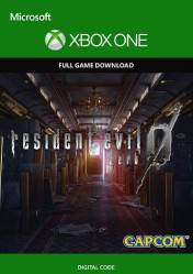 Buy RESIDENT EVIL 0 HD REMASTER Xbox One