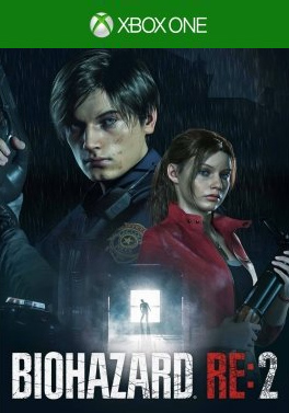Buy RESIDENT EVIL 2 XBOX ONE CD Key