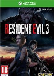 Buy RESIDENT EVIL 3 XBOX ONE CD Key