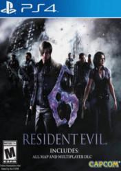 Buy Cheap Resident Evil 6 PS4 CD Key