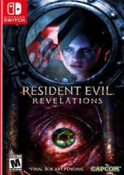Buy Cheap Resident Evil Revelations Collection NINTENDO SWITCH CD Key