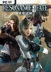 Buy Cheap RESONANCE OF FATE END OF ETERNITY 4K/HD EDITION PC CD Key