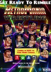 Buy Cheap RetroMania Wrestling PC CD Key