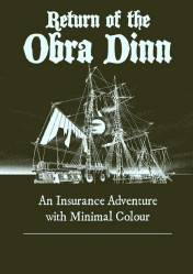 Buy Return of the Obra Dinn pc cd key for Steam