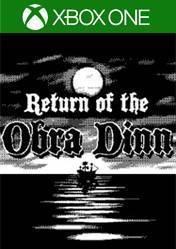 Buy Cheap Return of the Obra Dinn XBOX ONE CD Key