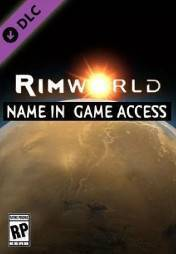 Buy RimWorld Name in Game Access pc cd key for Steam