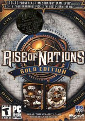 Buy Cheap Rise of Nations: Extended Edition PC CD Key